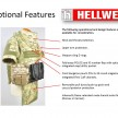 6 Hellweg A-TM Vest Optional Features